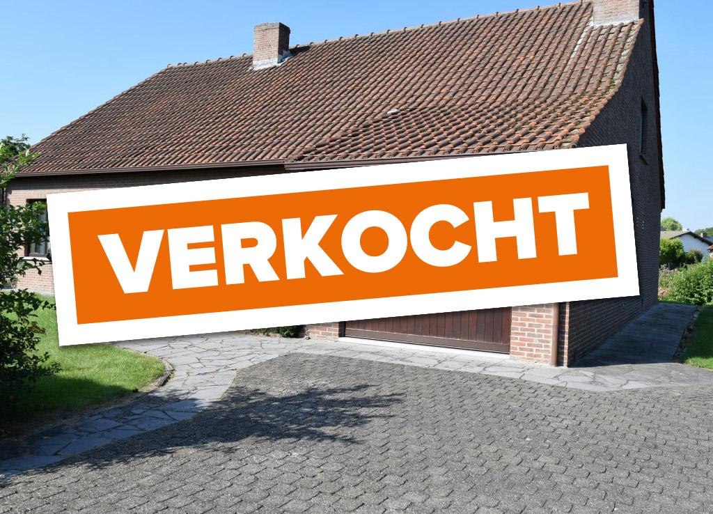Bungalow te koop in Hoegaarden
