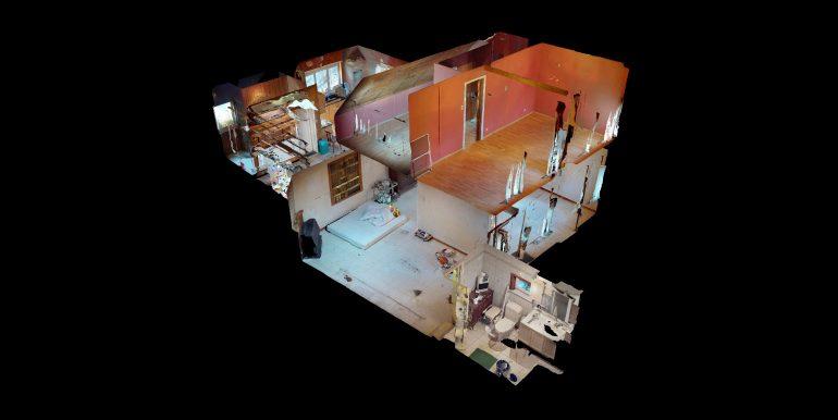 Vrijstaande-woning-met-tuin-en-twee-garages-Dollhouse-View