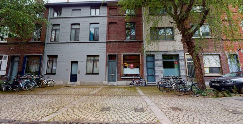Unieke stadswoning te Leuven